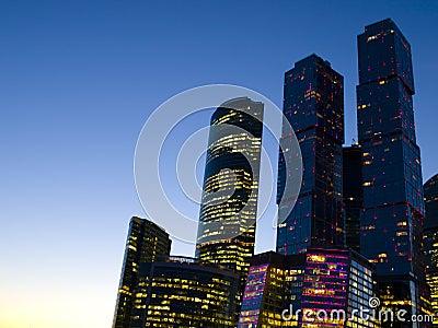 Город ночи