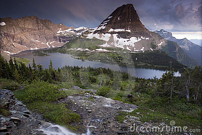 горы Монтаны
