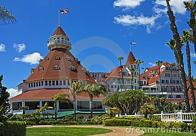 гостиница del coronado историческая