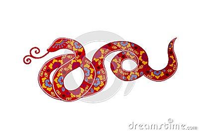 Год---Змейка