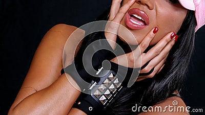 губы славные