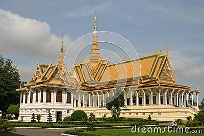 дворец королевский