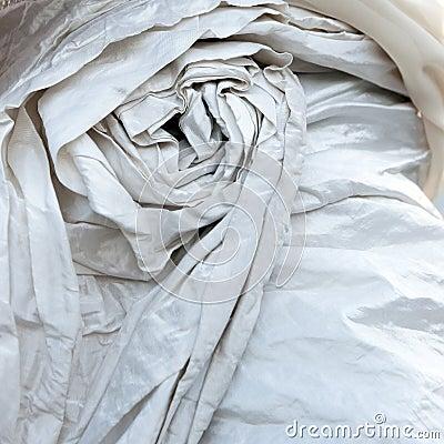 Деталь платья венчания