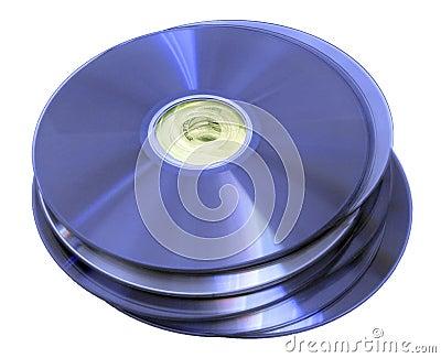 диски оптически