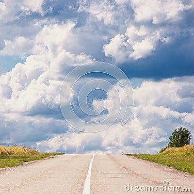 дорога к неопределенности