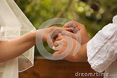 еврейское венчание