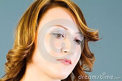 женщина портрета