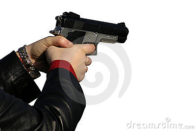 женщины стрельбы