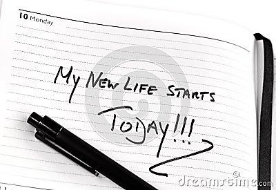 жизнь новая