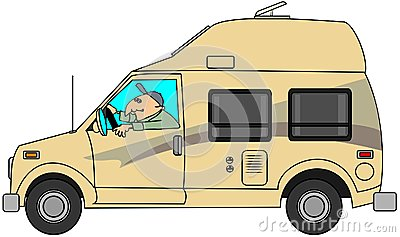 Жилой фургон
