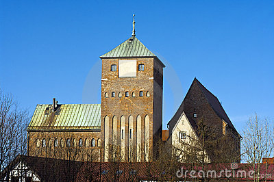 замок готский