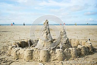 Замок песка