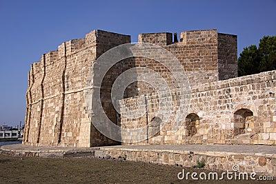 замок larnaca