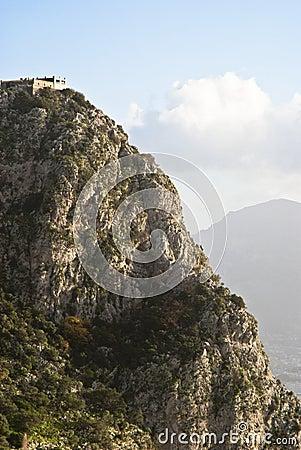 Замок Utveggio
