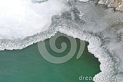 Замороженное движение