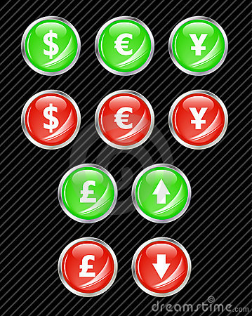 застегивает валюты