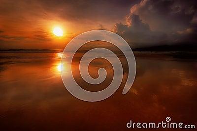 заход солнца 3 phuket