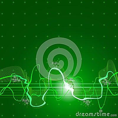 зеленая звуковая война