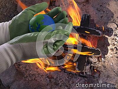 зеленое движение