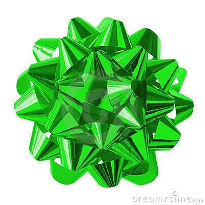 зеленый цвет смычка