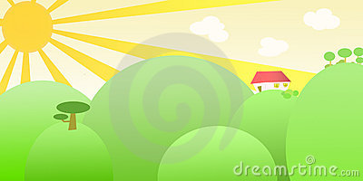 земля солнечная