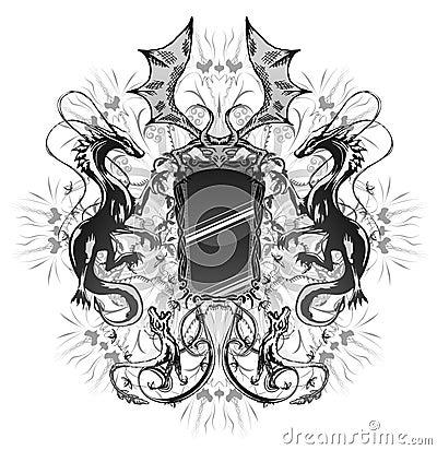 зеркало дракона