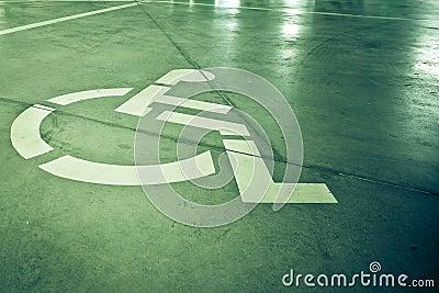 знак инвалидности