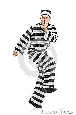избегая пленник