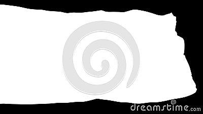 Изолированный флаг города Brampton, Канада бесплатная иллюстрация