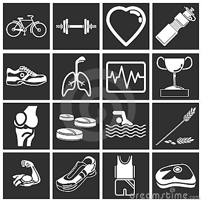 иконы здоровья пригодности