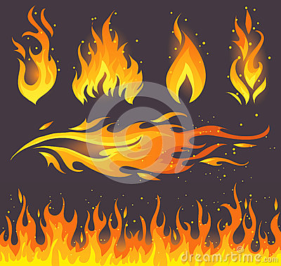 Иконы пожара