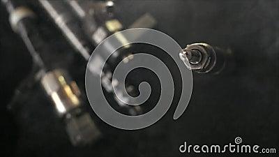 Инжектор коллектора системы впрыска топлива тепловозный не работая акции видеоматериалы