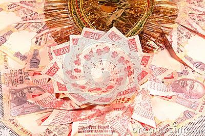 Индийская валюта