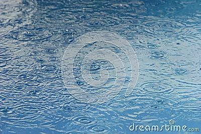 идти дождь s