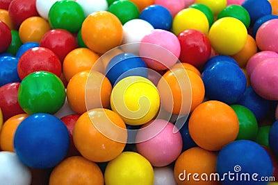 камедь шариков