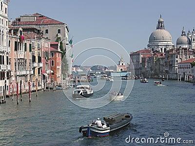 канал грандиозная Италия venice