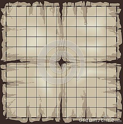 карта решетки старая