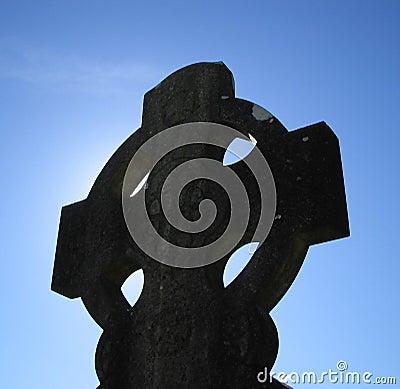 кельтский крест