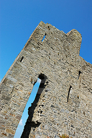Керри Ирландии замока ballybunion