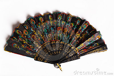 китайский вентилятор