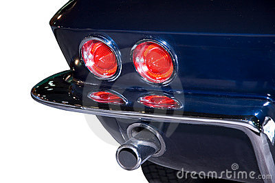 классицистические taillights