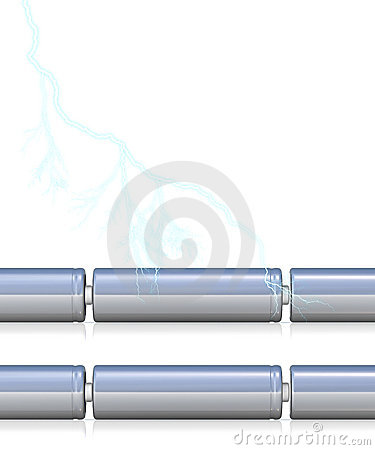клетки батареи