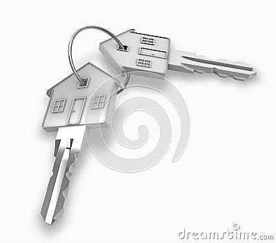 ключи дома