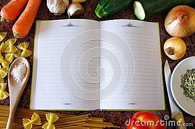 Книга рецепта