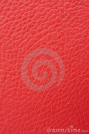 кожаный красный цвет