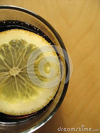 Кола лимона