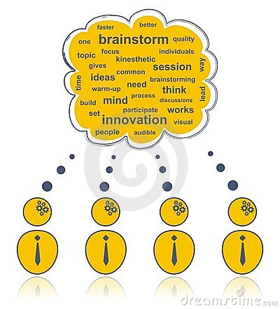 команда brainstorming