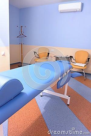 комната массажа