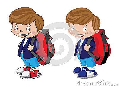 Комплект школьника