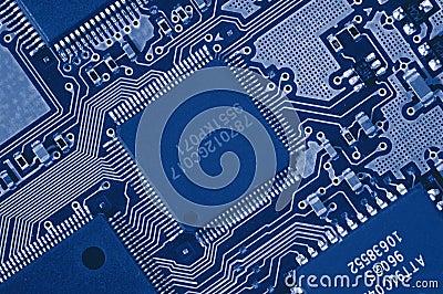 компьютер цепи доски